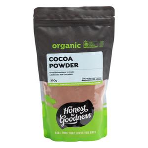 Organic Cocoa Powder 350g