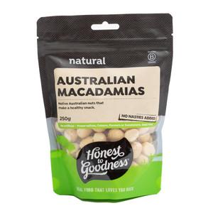 Australian Macadamia Nuts 250g