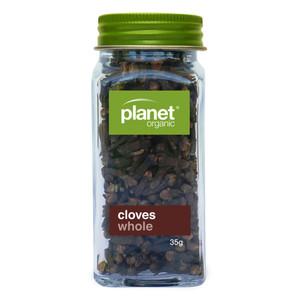 Organic Cloves Whole 35g