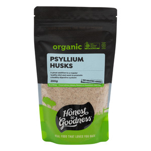 Organic Psyllium Husks 200g