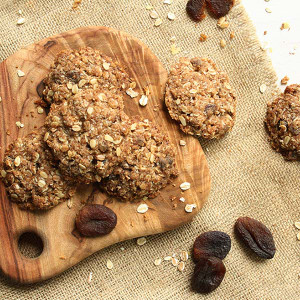 ANZAC Biscuits - Spelt, Apricot with 5 Grain Goodness