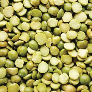 Organic Green Split Peas 25KG