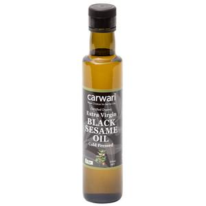 Organic Black Sesame Oil Extra Virgin 250ml