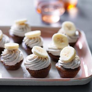 Bananarama Cupcakes