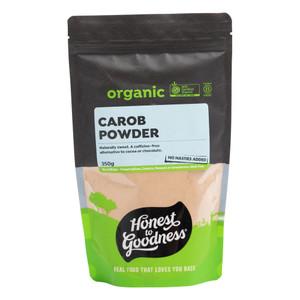 Organic Carob Powder 350g