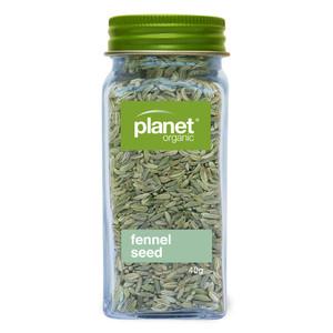 Organic Fennel Seeds 40g