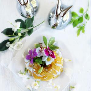 Lemon Easter Donuts