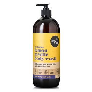 Lemon Myrtle Body Wash 1L