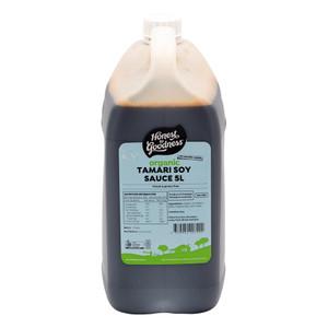 Organic Tamari Soy Sauce 5L