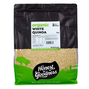 Honest to Goodness Organic White Quinoa