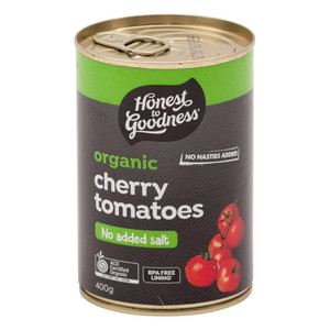Organic Cherry Tomatoes 400g