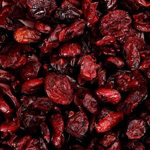 Organic Dried Cranberries 11.34KG