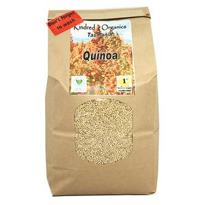 Kindred Organics Australian White Quinoa Shop Online