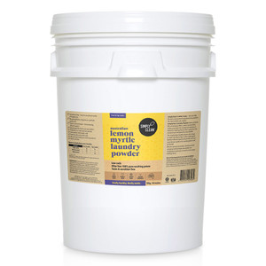 Lemon Myrtle Laundry Powder 15KG