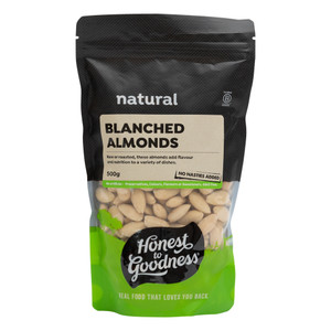 Blanched Almonds 500g