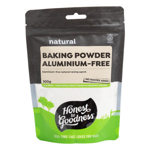 Baking Powder - Aluminium Free 300g