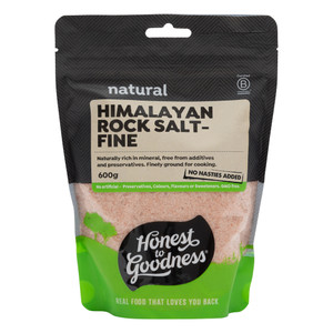 Himalayan Rock Salt - Fine 600g