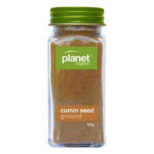 Organic Ground Cumin 50g