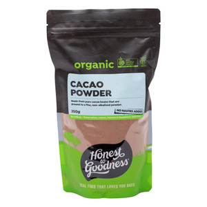 Organic Cacao Powder 350g