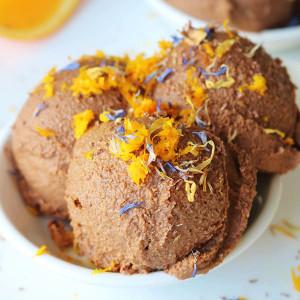 Orange Cacao Mousse
