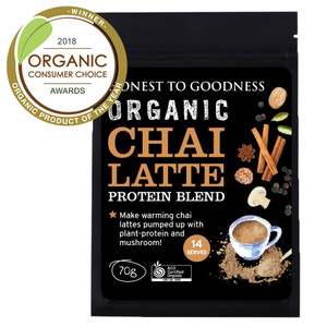 Organic Chai Latte Protein Blend 70g