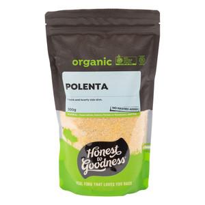 Organic Polenta 500g
