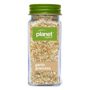 Organic Garlic Granules 60g