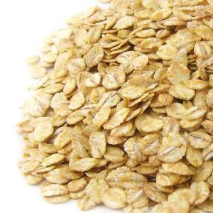 Organic Rolled Barley 25KG