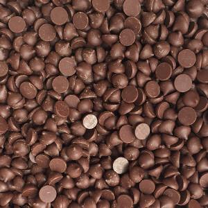 Organic Dark Chocolate Drops 70% Cocoa 5KG