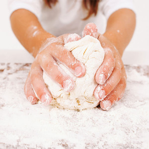 Bread Making with Kids