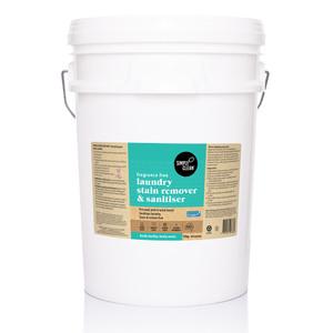 Fragrance Free Laundry Stain Remover & Sanitiser 15KG