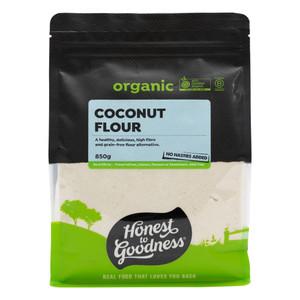 Organic Coconut Flour 850g