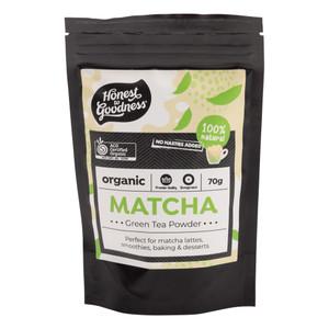 Organic Matcha Green Tea Powder 70G