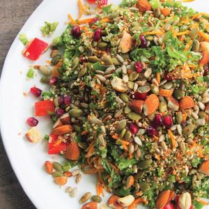 Nutty Quinoa Salad