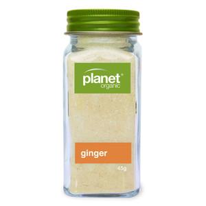Organic Ginger Powder 45g