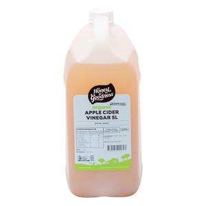 Organic Apple Cider Vinegar 5L