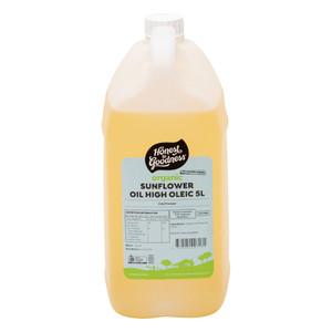 Organic Sunflower Oil 5L