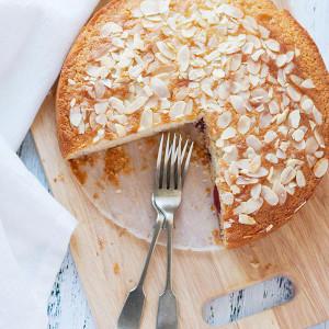 Sally's Gluten Free Orange Almond Cake