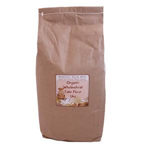 Wholegrain Milling Organic Wholemeal Cake Flour