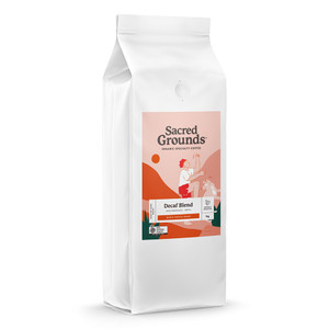 Organic Decaf Coffee Beans 1KG