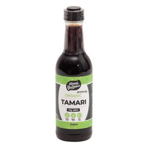 Organic Tamari Soy Sauce 250ml