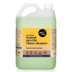 Lemon Myrtle Floor Cleaner 5L