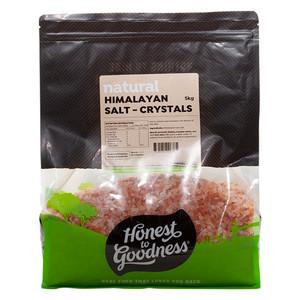 Honest to Goodness Himalayan Rock Salt Crystals