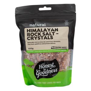 Himalayan Rock Salt - Crystals 600g