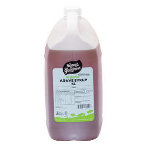 Organic Agave Syrup 5L (7KG)
