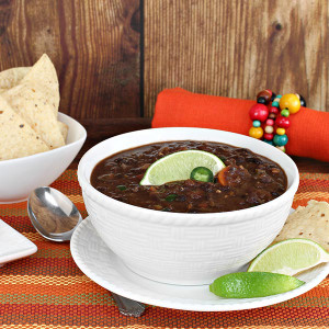 Organic Black Beans - Mexican Style