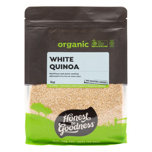 Organic White Quinoa 1KG