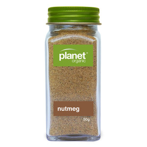 Organic Nutmeg Powder 50g