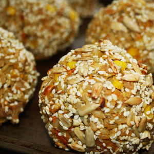 Vegan Rice Balls