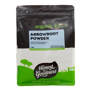 Honest to Goodness Organic Arrowroot Powder